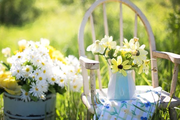 素敵な庭に欠かせない!おしゃれなガーデニング雑貨6選をご紹介